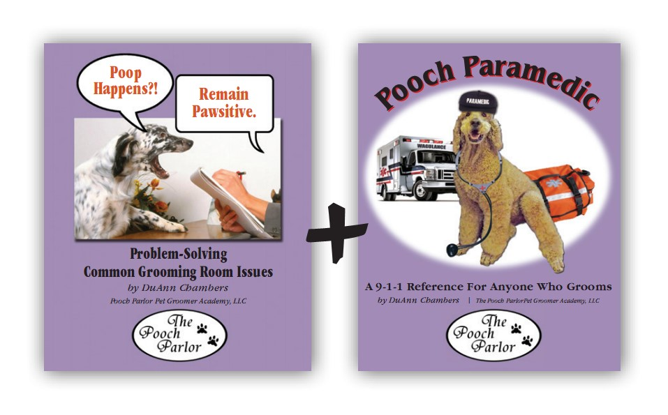 Poop Happens And Pooch Paramedic combo